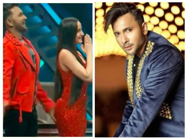 Nora Fatehi and Terence Lewis Image