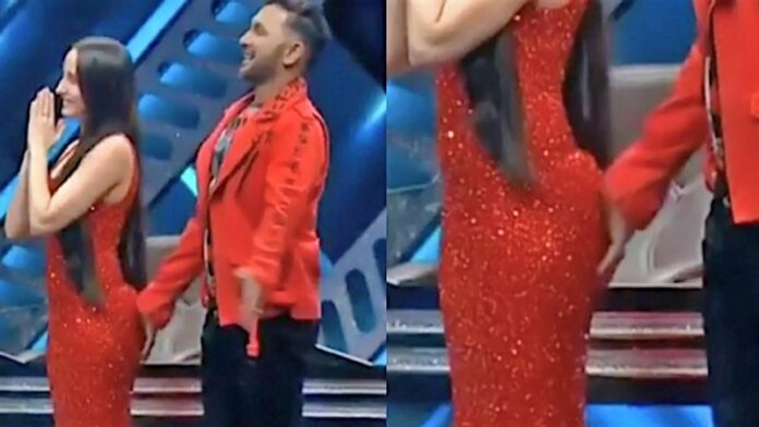 terence lewis and nora fatehi video